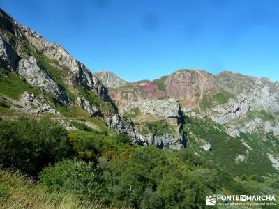 Somiedo, viaje Asturias; puente pilar senderistas madrid paginas de senderismo viajes organizados fi
